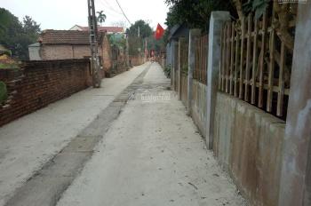 Bán 113m2 đất xóm Miễu, cạnh ĐHQG Hà Nội chỉ 850tr