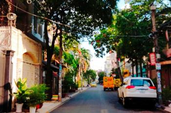 Bán nhà mặt phố đường Hiệp Nhất 100m2 GPXD Hầm + 6 lầu giá 14 tỷ