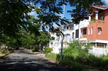 Bán đất biệt thự KDC Khang Điền, Phước Long B, Q9. Lô góc 10x25m, SHR, hỗ trợ bank 70%
