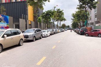 Bán shophouse Vạn Phúc mặt tiền Nguyễn Thị Nhung rộng 35m, 5x21m, 6 tầng, 17 tỷ đã hoàn thiện