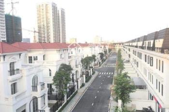 Cho thuê biệt thự H7 - Starlake Tây Hồ Tây - 3 tầng, đủ đồ nội thất Châu Âu. LH: 0962252929