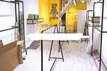 Cho thuê cửa hàng mặt phố Trần Quốc Toản, 25m2 x 3 tầng, MT 5m, thuê 28tr/th, LH 0944093323