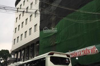 Cho thuê nhà MT Huỳnh Lan Khanh, P2, Tân Bình DT: 15 x 16m 1 hầm, 7 lầu. Giá 485,625 triệu/tháng