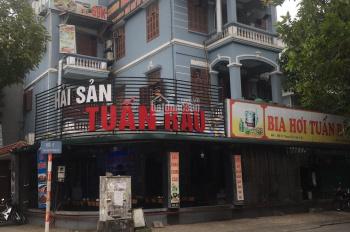 Cần bán lô biệt thự góc đường Nguyễn Văn Lộc, Mỗ Lao, Hà Đông, vị trí đắc địa, kinh doanh sầm uất