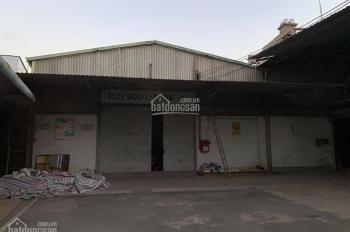 Cho thuê kho xưởng đường Kinh Dương Vương, Bình Tân - Diện tích: 700m2 - Giá: 60tr/th