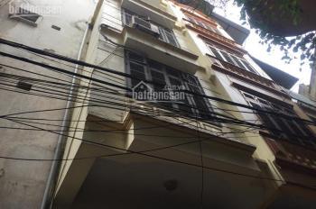 Nhà riêng ngõ phố Minh Khai, DT 28m2x5T, giá 8tr/th