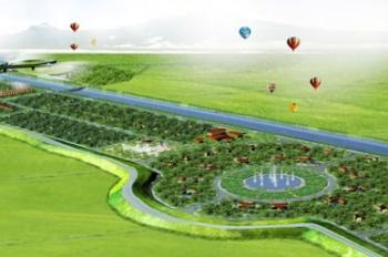 Đất nền biệt thự sinh thái Cẩm Đình. Lô h1xx, view sông, giá cực tốt để đầu tư LH: 0962387586