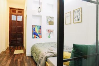 Cho thuê nhà hẻm 3m Đề Thám, gần Trần Hưng Đạo, DT 4m x 18m, trệt lầu - 3PN, nhà mới, 15tr