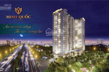 Cơ hội đầu tư sinh lợi có 1 không 2 - Căn hộ Minh Quốc Plaza Thủ Dầu Một, Bình Dương