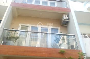 Cho thuê nhà mặt tiền Quang Trung P10 Gò Vấp diện tích: 5x25m 3 lầu