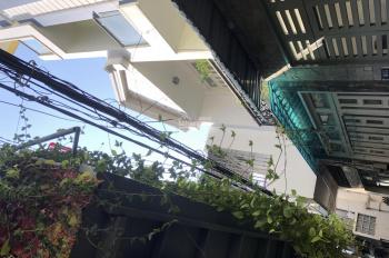 Cho thuê nhà mới đẹp, hẻm 18 Tân Trang. Đt:4mx15-2 tầng,4pn- Giá chỉ 12tr