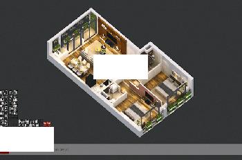 Bán căn hộ Anland Complex thiết kế 2PN, diện tích 70m2 hai mặt thoáng view siêu đẹp giá rẻ