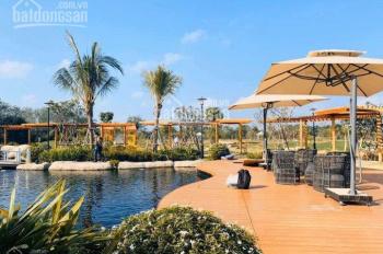 Nền BT vườn ven sông Q9, Sài Gòn Garden Villas. Chốn an cư đẳng cấp, DT 1000 - 1500m2, giá 25 tỷ