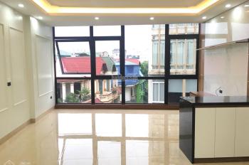 Bán nhà 6 tầng, thang máy mặt phố 24 Kim Đồng, Tân Mai, xây mới DT 55m2, giá 11,6 tỷ, MT 5,6m