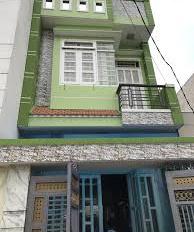 Bán nhà đang cho thuê 8tr/tháng đường Lê Thị Hà , cách chợ Hóc Môn 400m , 125m2 Giá 1,3 tỷ shr