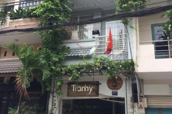 Cho thuê nhà mặt tiền đường Nguyễn Văn Thủ, DT 4x18 Hầm 3 Lầu. Giá 70 triệu/tháng - 0935589915
