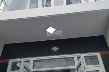 Cần bán nhà hẻm SHR mới xây 1 trệt 1 lầu giá 3,2 tỷ đường Hoài Thanh, P14, Q8