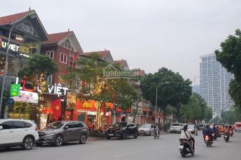 Bán gấp biệt thự đơn lập Làng Việt Kiều Châu Âu 2 mặt đường sổ đỏ chính chủ giá cực rẻ