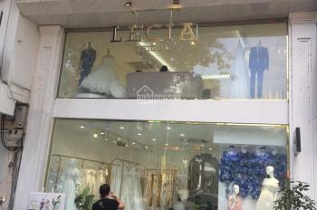 Cho thuê nhà mặt phố Trung Liệt, 80m2 x 2 tầng, mặt tiền 8m, 35tr/th KD mọi mô hình Lh 0763315678