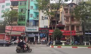 Cho thuê mặt bằng ở phố Trung Liệt dt 80mx2t mt 8m giá thuê nhà là 35 tr LH 0338998398