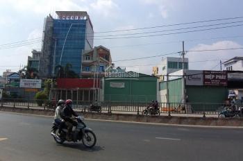 Nhà nguyên căn cho thuê mặt tiền đường Võ Văn Tiết, Thủ Dầu Một. DT: 560m2, LH 0378679504