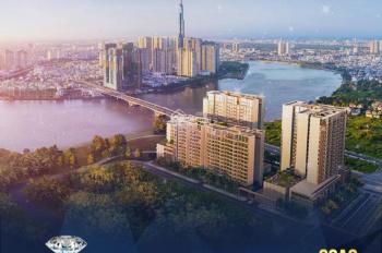 Đại lý F1 - Siêu dự án The River Thủ Thiêm, cam kết chọn căn theo nhu cầu KH, LH 0768686788 Dũng