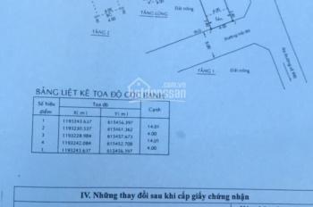 Bán nhà HXH phường Phú Hữu Quận 9 , 4 * 15 m2 vuông vức , trệt 2 lầu sân thượng ,3 tỷ 7 call ngay