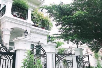Bán biệt thự hẻm 8m Nguyễn Chí Thanh - Ngô Gia Tự, P. 9, Q. 5, DT: 8m x 20m, giá 28 tỷ TL