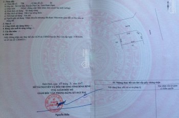 Bán đất QH khu dân cư xã Cát Hải - phân khu 1 khu đô thị du lịch nghỉ dưỡng Tân Thanh - Vĩnh Hội
