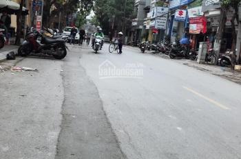 Bán nhà mặt phố Lê Văn Hưu, Hai Bà Trưng, 187m2, giá 85 tỷ