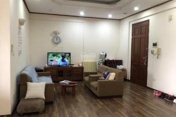 Cho thuê CHCC Nguyễn Thị Định - Trung Hòa Nhân Chính 2 PN, 2WC, đủ đồ vào ngay. LH: 0989.848.332