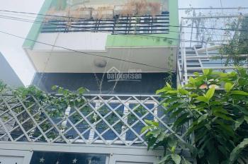 Bán nhà HXH Cầu Xéo, Q. Tân Phú, DT 4x16m, 1 trệt, 1 lửng, 2 lầu, nhà mới, gía 5.2 tỷ TL
