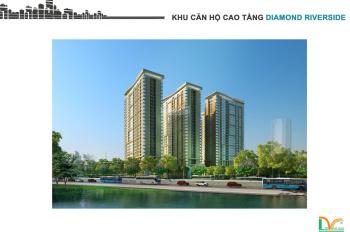 Diamond Riverside (City Gate 2) 02/2020 đã thanh toán 1,2 tỷ tiền gốc cần sang lại. Vay 70%