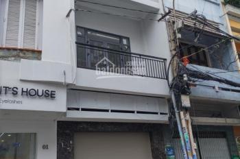 Nhà bán mặt tiền Cao Bá Nhạ Quận 1, DT 4.35 x 25m, 1 trệt, 4 lầu, thu nhập 100tr/th, giá 39.5 tỷ TL