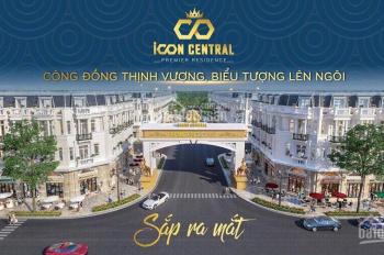 Vùng đất vàng ngay trung tâm Dĩ An-Chuỗi Icon sẽ là huyền thoại ở tỉnh Bình Dương trong tương lai !