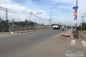 Bán lô đất mặt tiền Đảo Kim Cương, Q9, đường Long Thuận, 4,9 tỷ/112m2, MT đường 30m, sổ hồng riêng