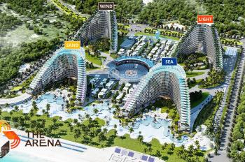 Cần sang nhượng căn hộ view biển toà Sea dự án The Arena Cam Ranh. Giá siêu rẻ do cần vốn KD