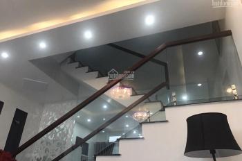 Bán nhà 1 trệt 2 lầu, hẻm 6m, sau chợ Tăng Nhơn Phú B, Q9, giá 5 tỷ/ 80m2, liên hệ 0945766588