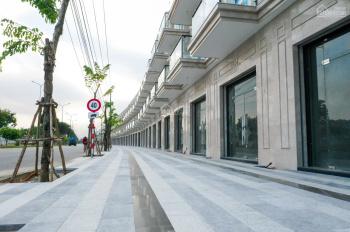 Chính chủ cần bán căn nhà shophouse Lakeside 3,5 tầng mặt tiền đường 34m