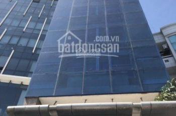 Bán tòa nhà 385A Cộng Hòa, P. 13, Q. Tân Bình. DT: 7mx24m, hầm, 10 tầng, thang máy
