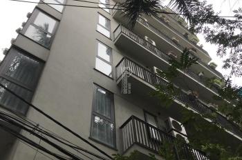 Bán toà căn hộ lô góc 2 mặt ngõ ô tô gần hồ Kim Mã, Ba Đình 0948298889