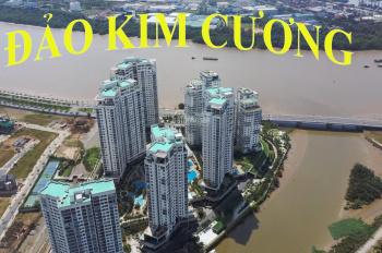 Chuyển nhượng căn hộ 1 phòng ngủ Diamond Island Quận 2, giá tốt 3.65 tỷ, view đẹp