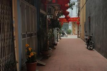 Bán nhà mặt ngõ 203 phố Kim Ngưu, quận Hai Bà Trưng, diện tích 40m2 x 4T, giá 3,95tỷ, LH 0904683654