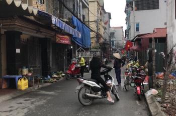 Bán nhà trục đường chính phường Phú Diễn 50m2x2T dân cư đông đúc kinh doanh sầm uất