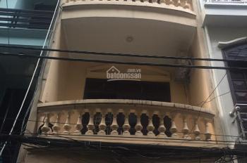 Cho thuê nhà NC ngõ 198 Thái Hà DT 45m x 4 tầng, MT 4.5m 16tr