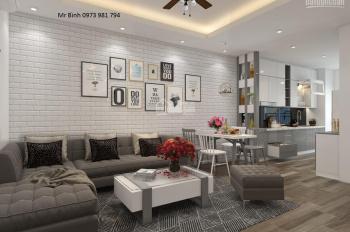 Liên tục cập nhật căn hộ 2-3pn sửa đẹp chung cư 423 Minh Khai, 0973 981 794, giá rẻ nhất thị trường