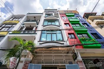 Bán nhà 2 MT hẻm 18bis Nguyễn Thị Minh Khai, Q.1, DT 128m, 4 lầu, Giá 32 tỷ. Lh O902.829.660