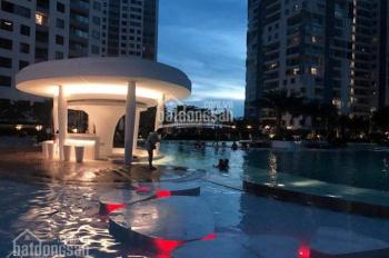 Bán gấp căn 3PN, 117m2, căn hộ Đảo Kim Cương, full nội thất, view trực diện hồ bơi 2300m2.Gía 6t8.