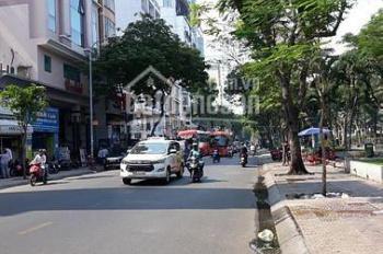 Cho thuê nhà MT Nguyễn Thái Bình, Quận 1 DT 5,6x18m