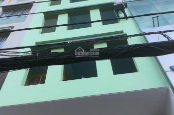Cho thuê nhà mặt tiền Hồ Xuân Hương, phường 6 Q3 hầm trệt 4 lầu, 4x18m, giá tốt 55tr/th.